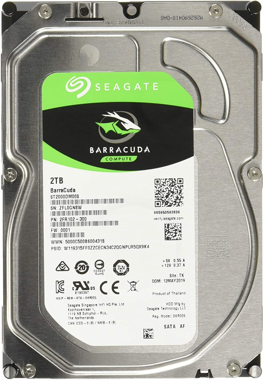 Disco duro seagate barracuda 7200.7 160 gb