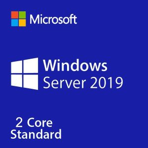 windows server 2019 Standard 2 Cores