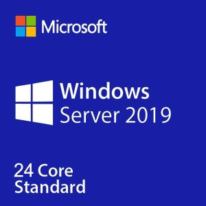 windows server 2019 Standard 24 Cores