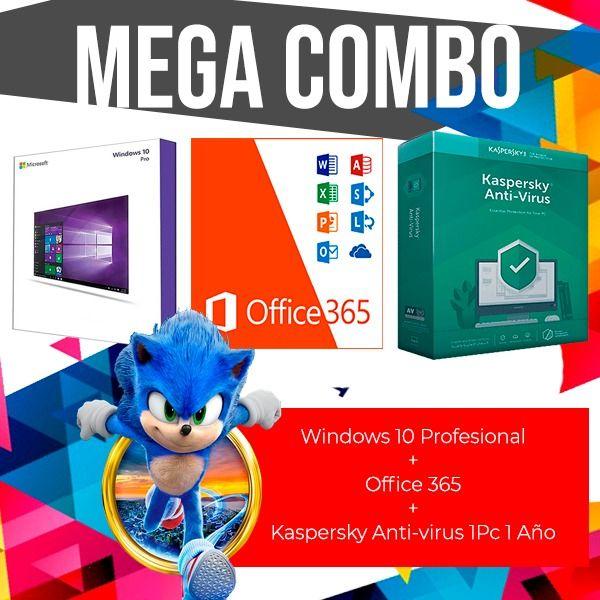 Windows-10-Professional-+-Office-365-+-Kaspersky-Antivirus-1Pc-1-Año