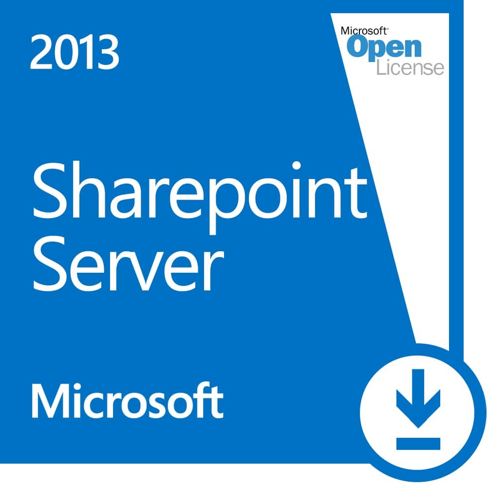 Microsoft Sharepoint Server 2013  (1)