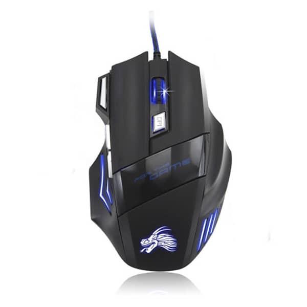 Mouse gaming 7b Portada