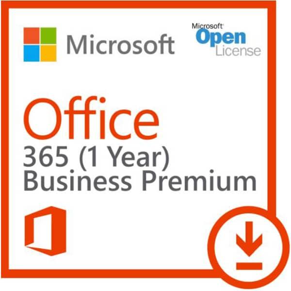 Microsoft Office 365 business Portada
