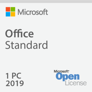 Microsoft Office standard 2019 (1)