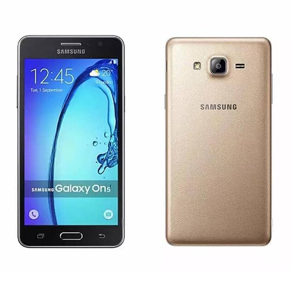Samsung Galaxy on5 5(2)