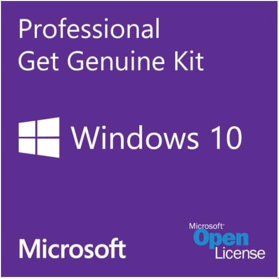 Windows 10 OLP Get Genuine Portada
