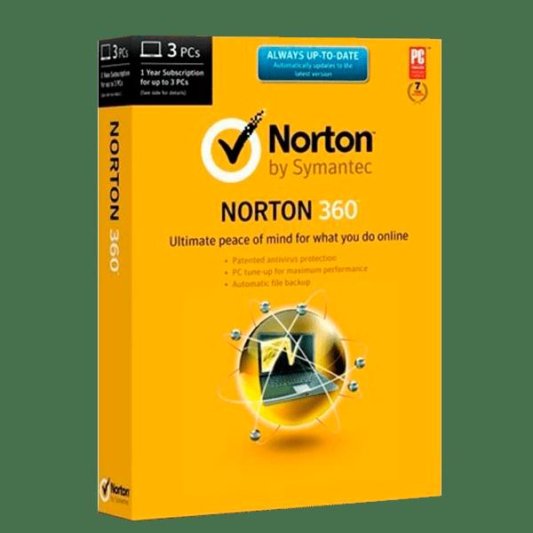 Antivirus Norton 360