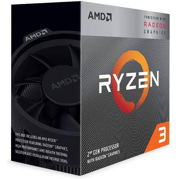 AMD RYZEN 3 1