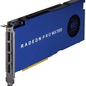 AMD Radeon Pro WX 7100 100-505826 8GB 256-bit GDDR5 32