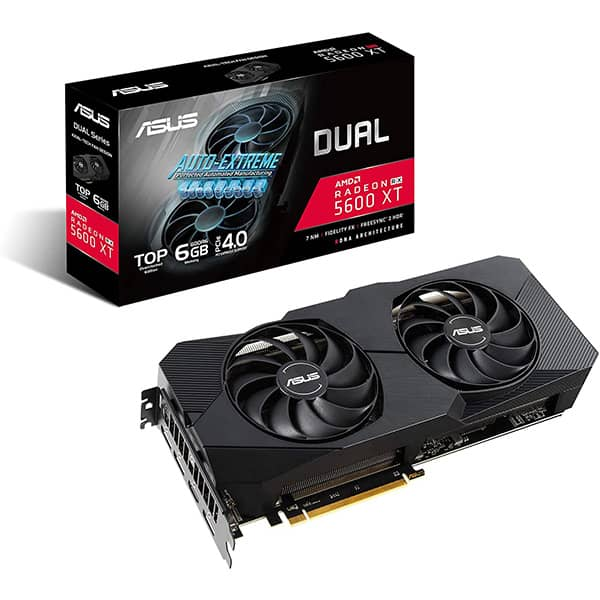 ASUS Dual AMD Radeon RX 5600 XT 1