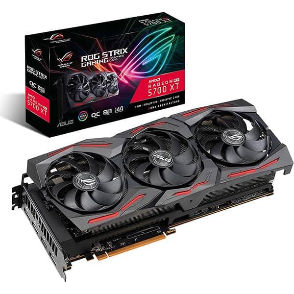 ASUS ROG Strix AMD Radeon RX 5700XT 1