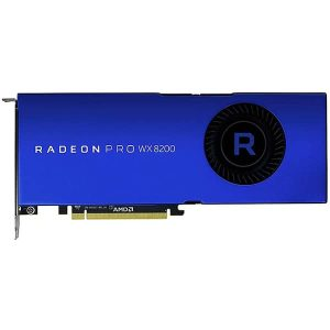 Tarjeta gráfica AMD Radeon Pro WX 8200 1