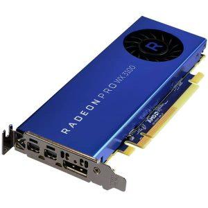 HP Radeon Pro WX 3100 - Tarjeta gráfica (4 GB)