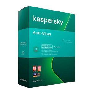Kaspersky Antivirus Portada